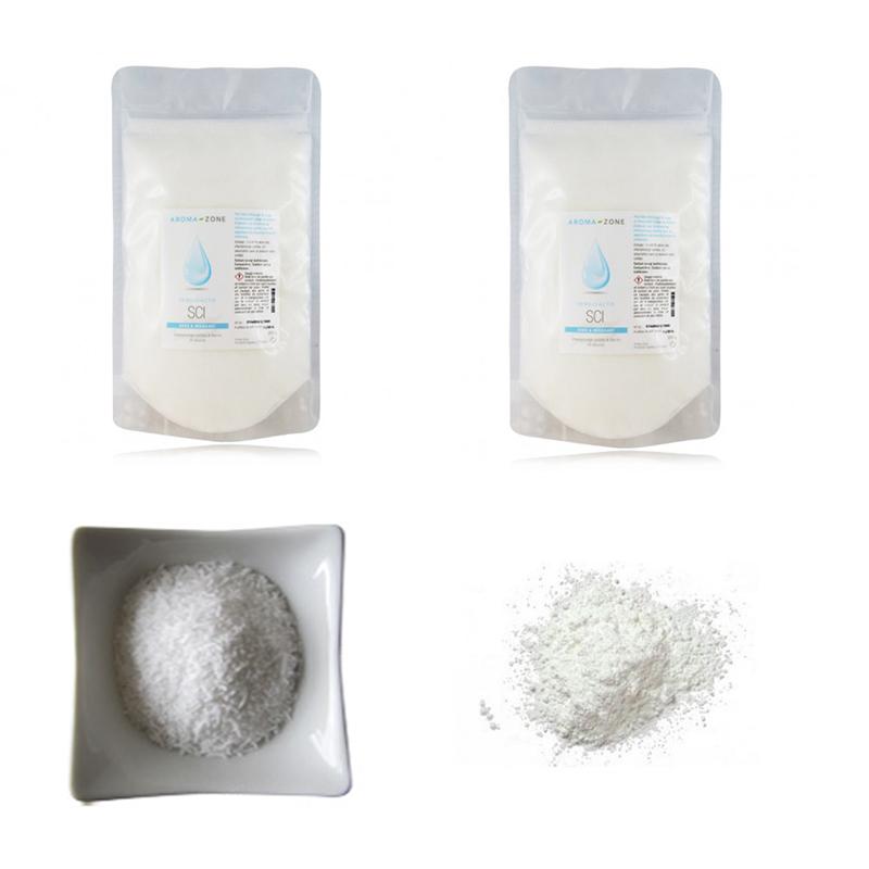 tensioactifs sci & sodium coco sulfate