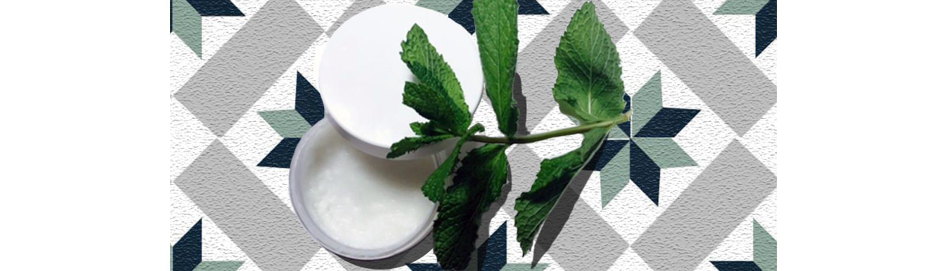 Déodorant écolo huile de coco / bicarbonate de soude