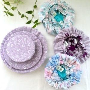 Charlottes à plats et couvre bols