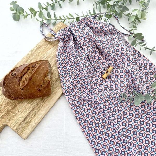 Sac à pain boule Violet