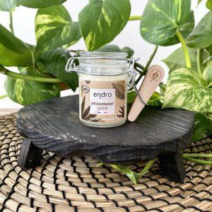 Déodorant Naturel coco sans huile essentielle